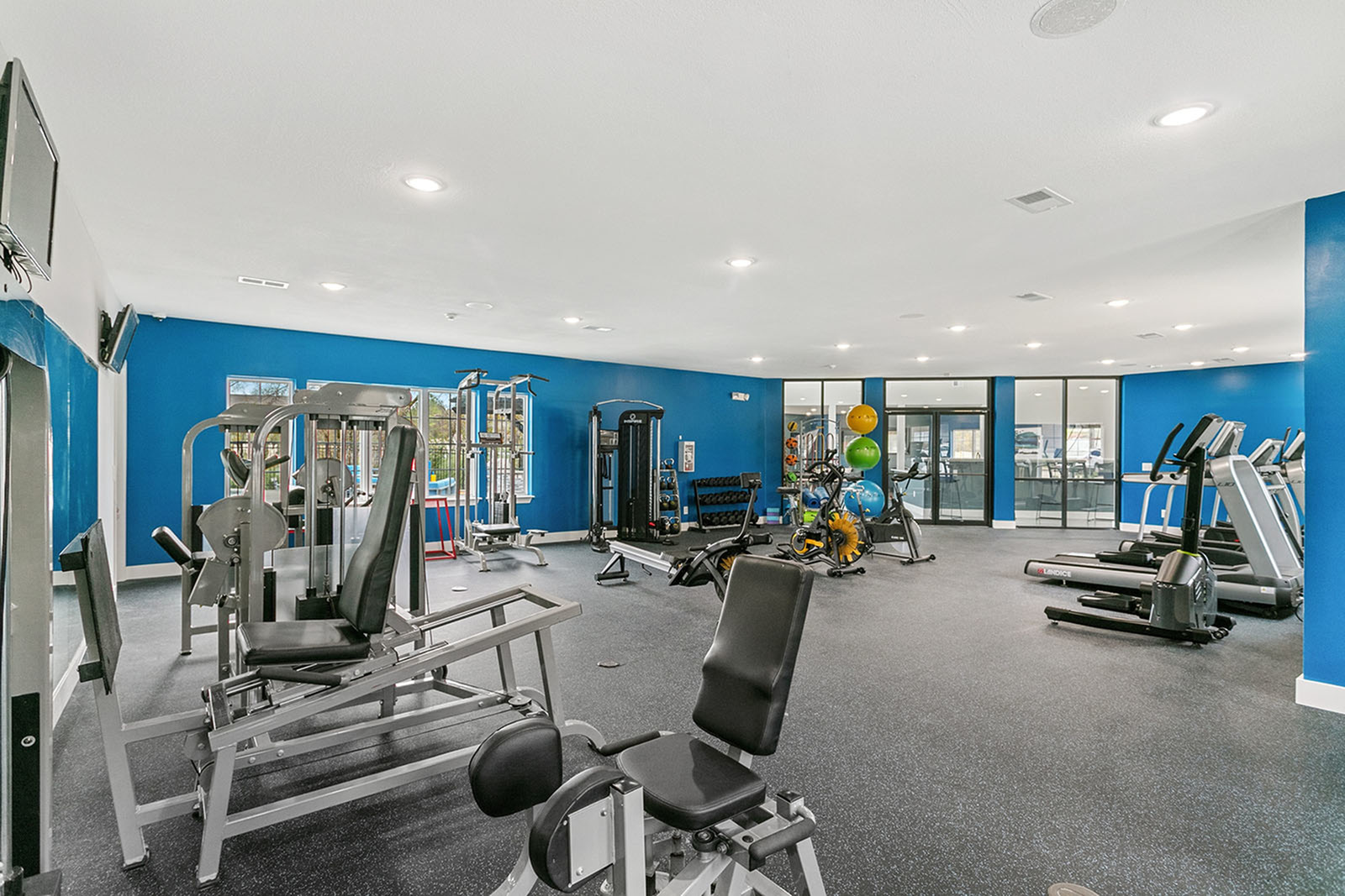 Image of Fitness Center for The Social Campus