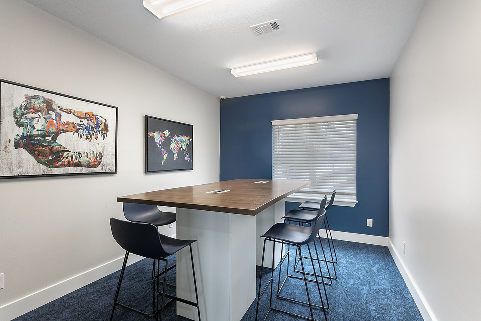Image of Study Rooms w/ Business Center for The Social Campus