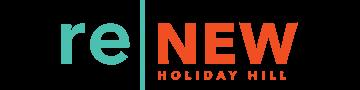 ReNew Holiday Hill Logo