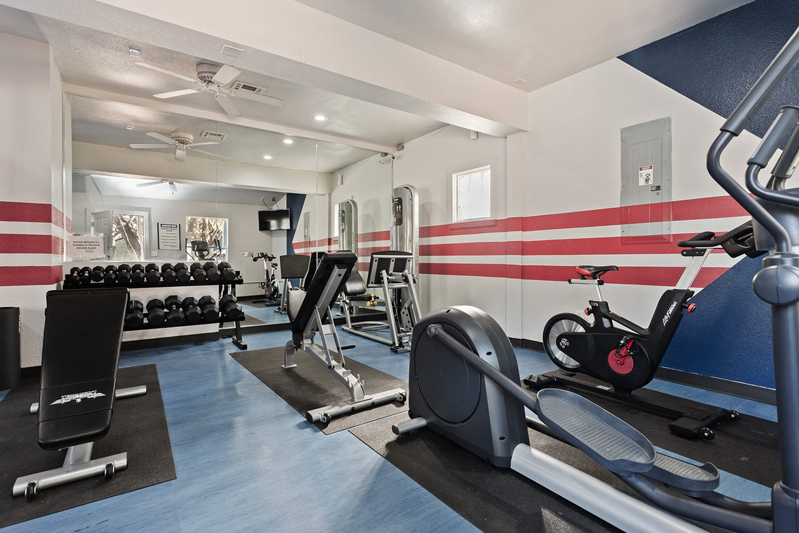 Image of Fitness Center for The Social SMTX