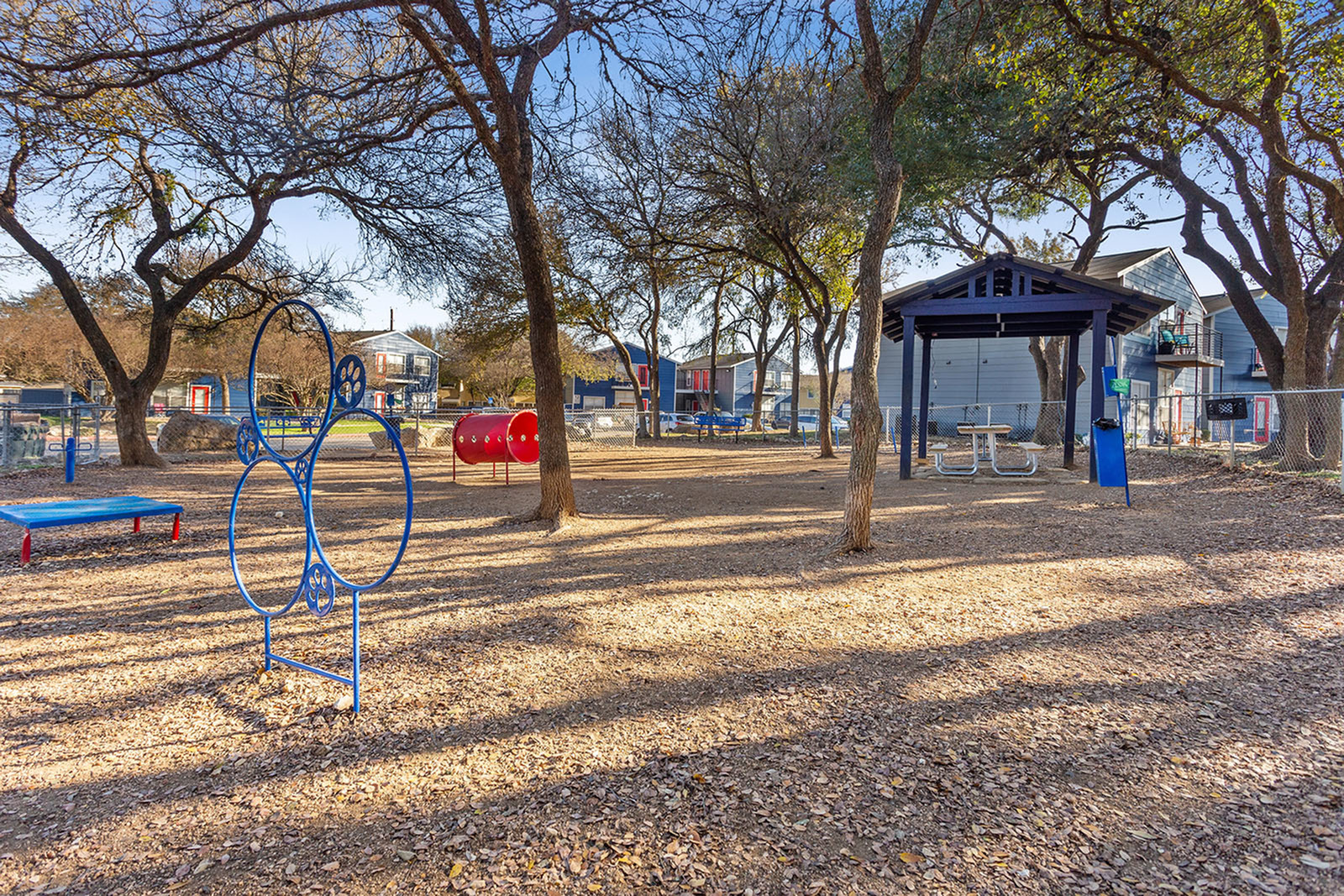 Image of Dog Park for The Social SMTX