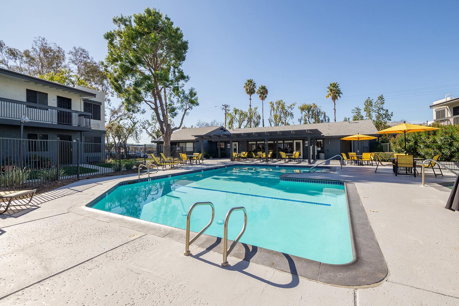 Image of Pool for Zen Senior Living Diamond Valley