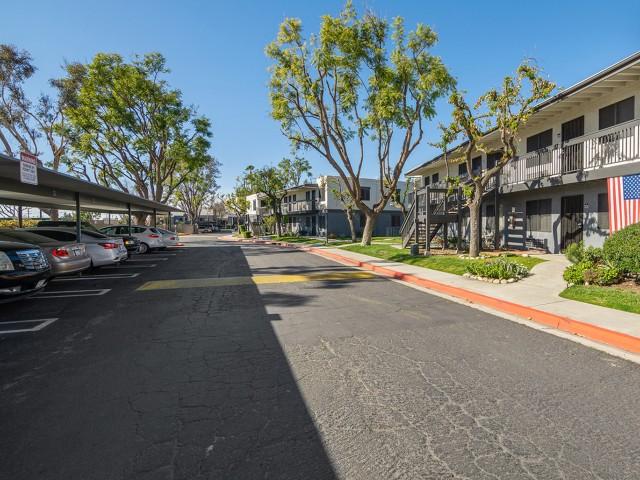 Image of Covered Parking for Zen Senior Living Diamond Valley