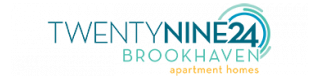 TwentyNine24 Brookhaven Apartment Homes | Apartment Homes for Rent | Atlanta GA 30329 | TwentyNine24 Brookhaven Apartment Homes Logo