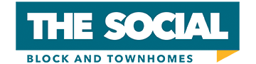 The Social Block and Townhomes | Apartment Homes for Rent | Starkville MS 39759 | The Social Block Logo