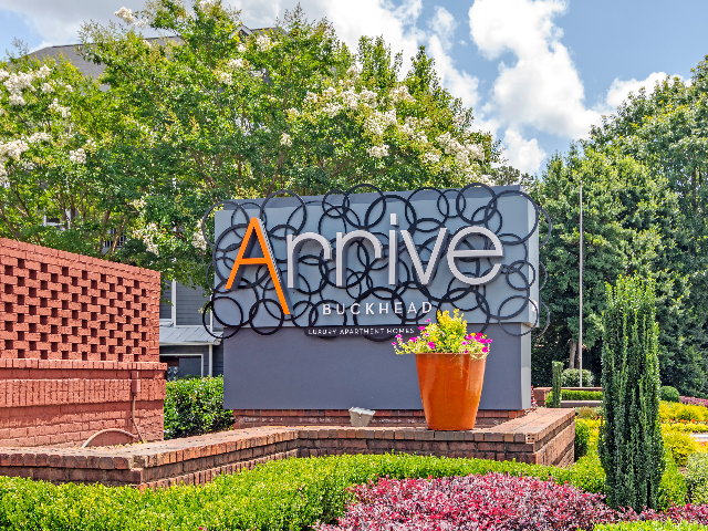 Location of Arrive Buckhead