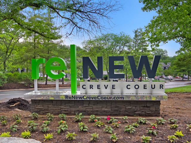 Location of ReNew Creve Coer