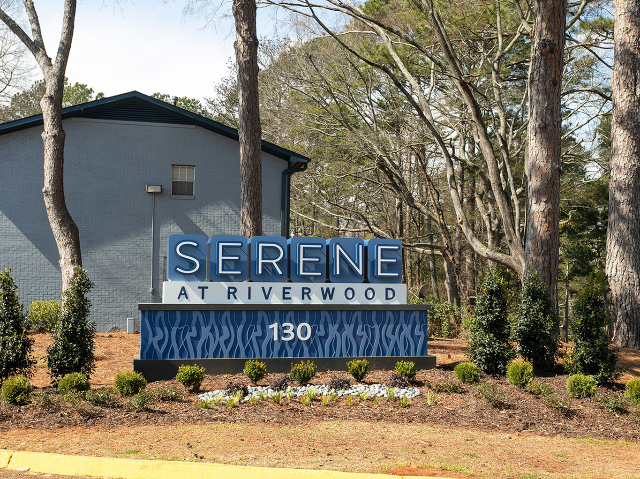 Location of Serene at Riverwood