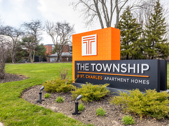 Location of The Township @ St. Charles Apartment Homes