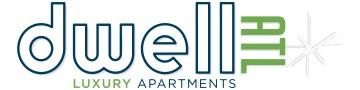 Dwell ATL Luxury Apartments Logo