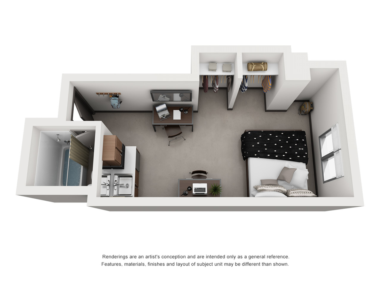 Premium Marley Floor Plan