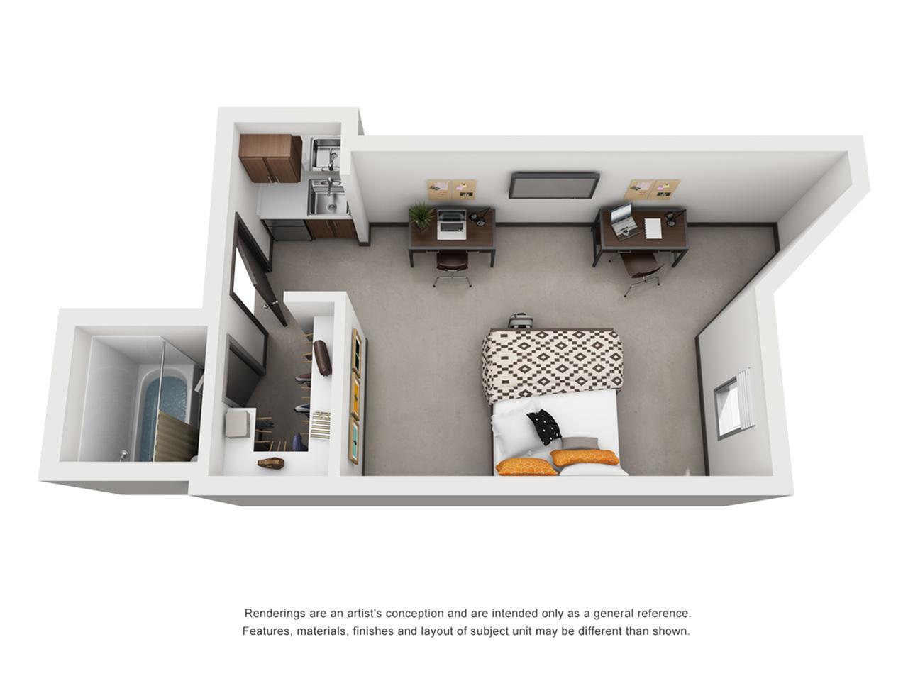 Premium Lennon Floor Plan