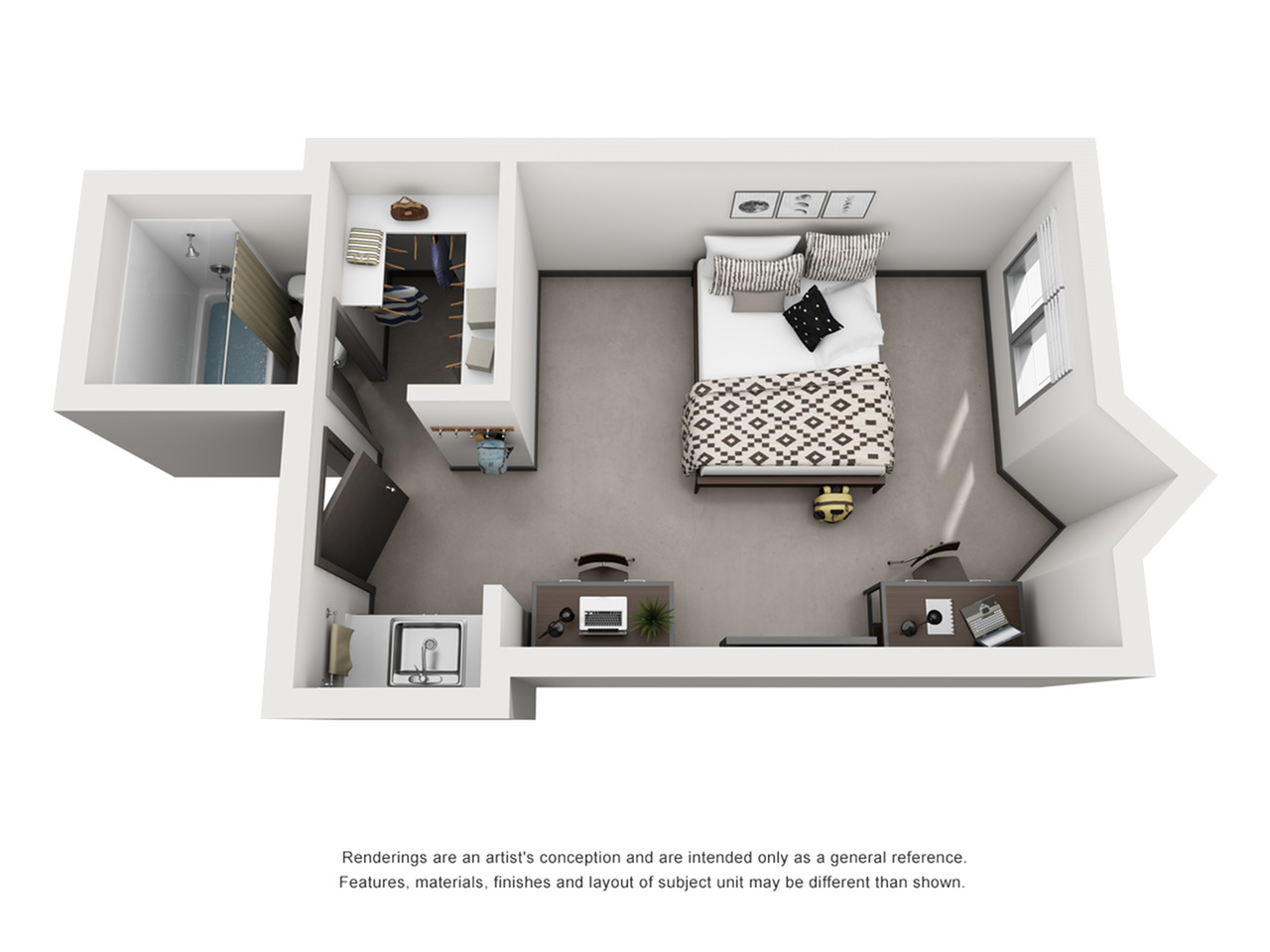 Premium Young Floor Plan