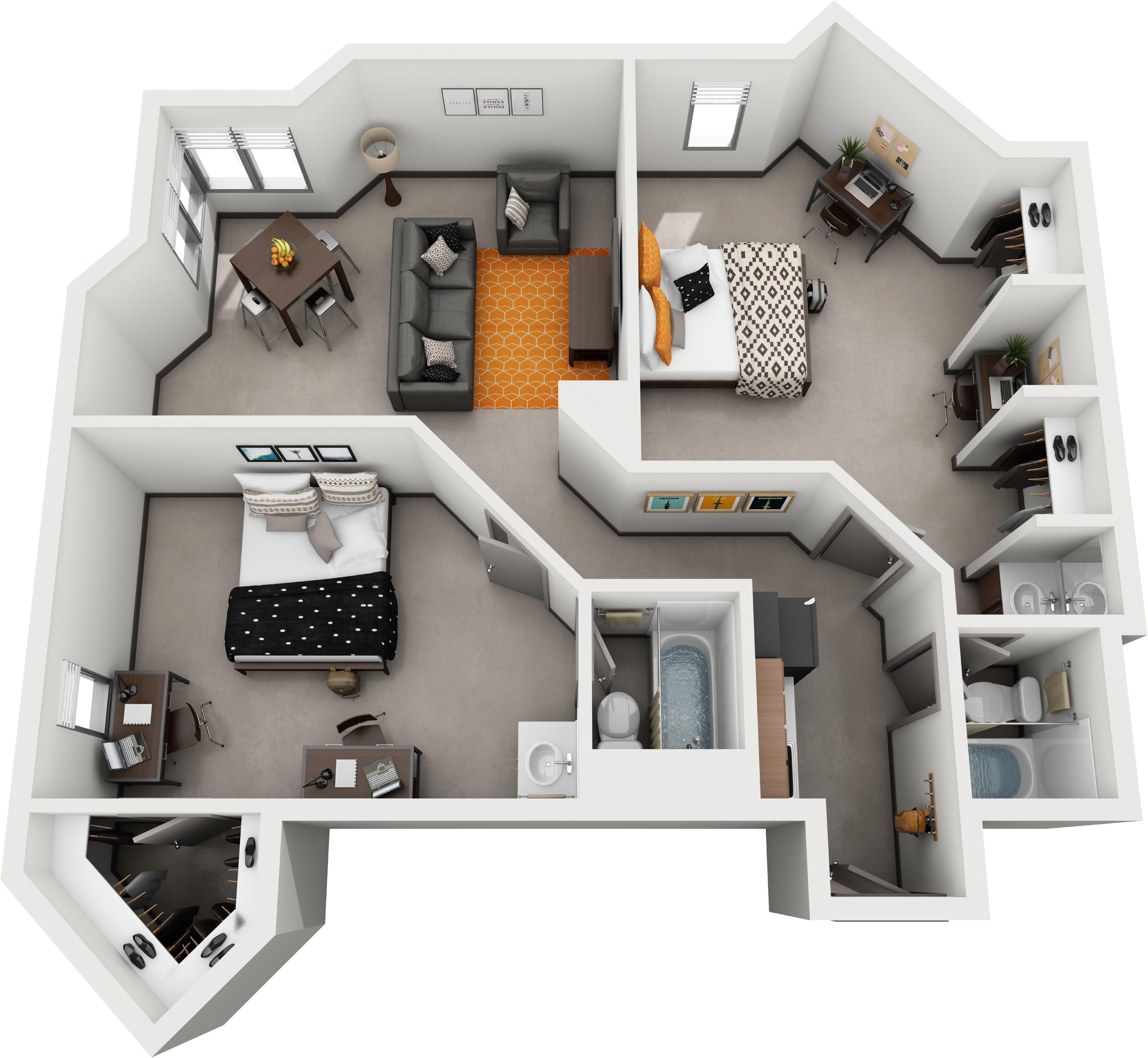 Premium Dylan Floor Plan