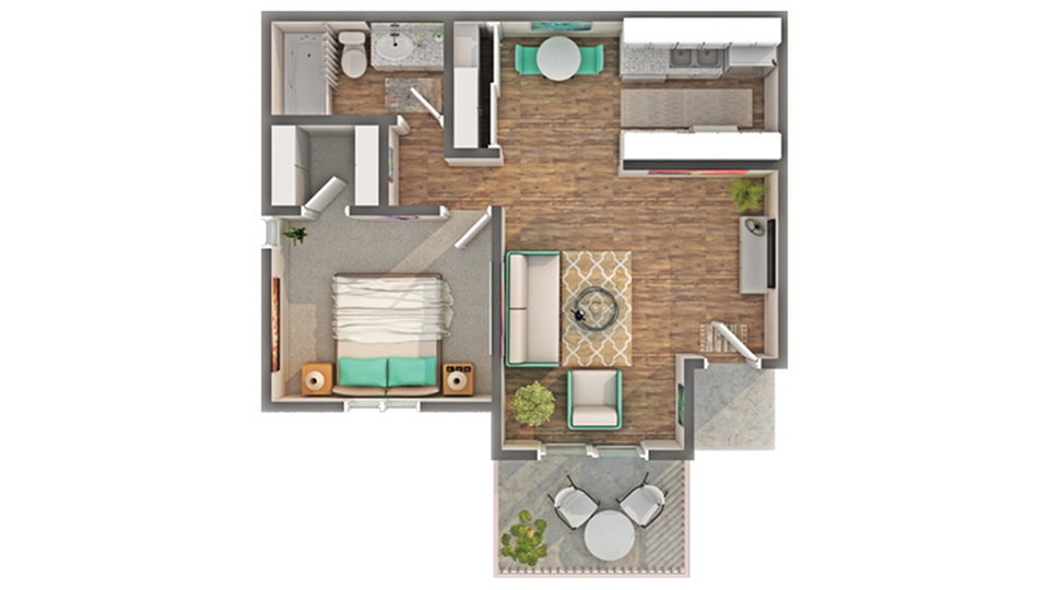 Floor Plan Image | ReNew One59