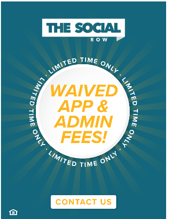 Offering Waived App & Admin Fees for a limited time. Contact us for more details!