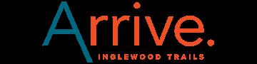 Arrive Inglewood Trails Logo