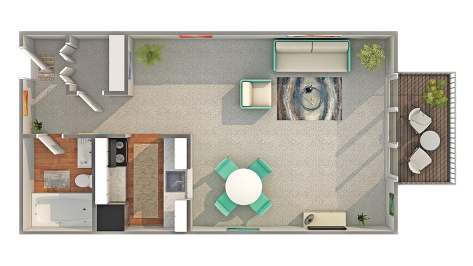 Floor Plan Image | ReNew Woodlake
