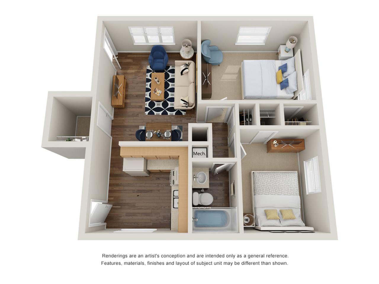 Floor Plan Image | ReNew Centennial