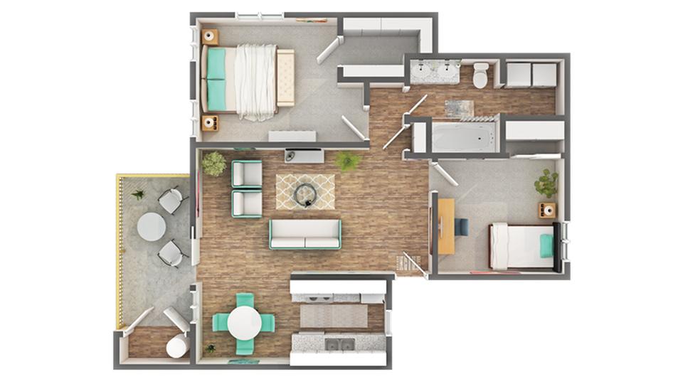 Floor Plan Image | ReNew on Sunset