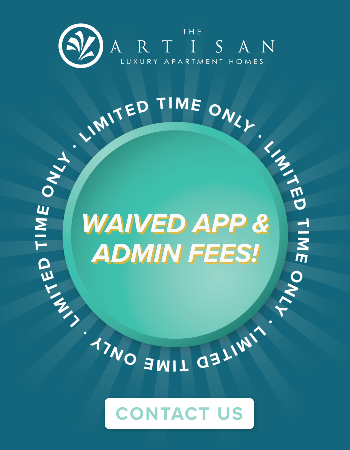 * These fees (a $250 value) are refundable upon official lease approval and move-in. All application and admin fees are applied towards an in-depth background check and other applicant screening services. New move-ins only!