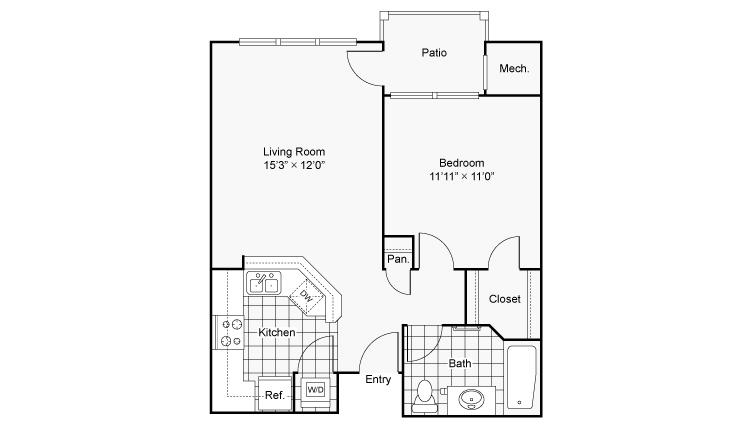 Floor Plan Image   Arrive Stamford