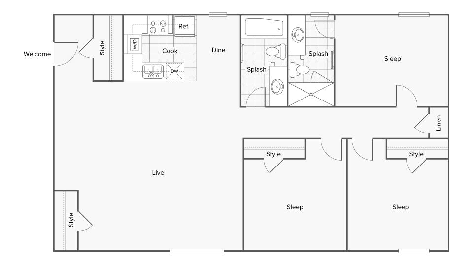 Floor Plan Images | ReNew Carrollton