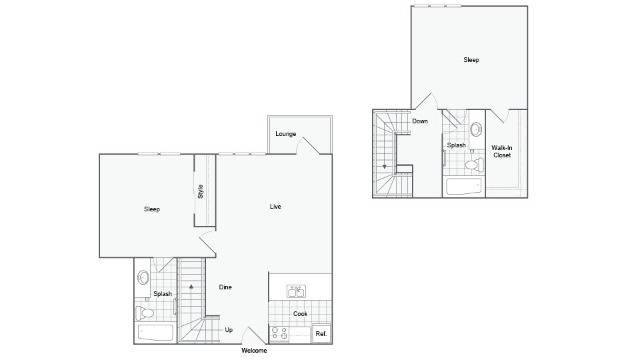 Floor Plan Images   ReNew Midtown
