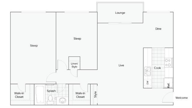 Floor Plan Images | The Social Amherst