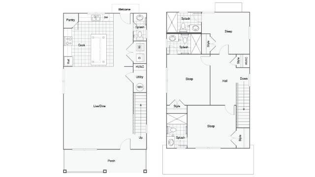 Macon Floor Plan