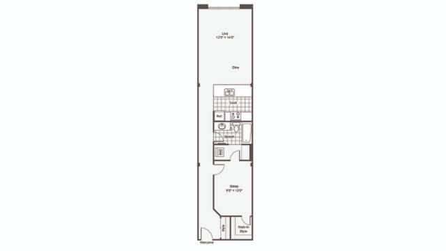 Floor Plan Image   Rocket Transfer Loft