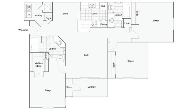 Floor Plan Images   ReNew Sugar Hill