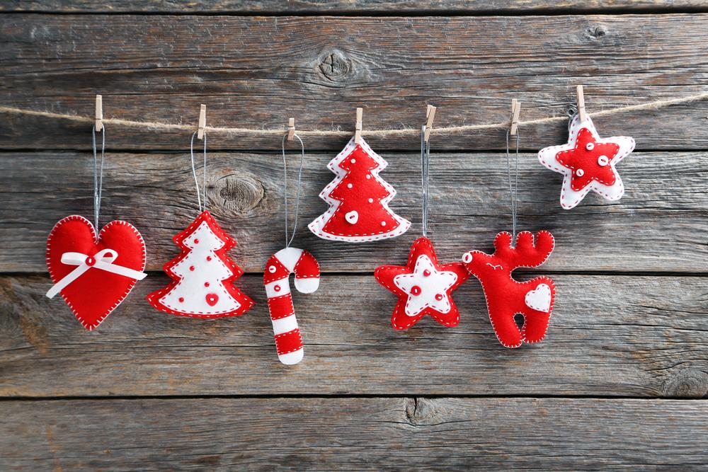 Homemade Holiday Ornaments