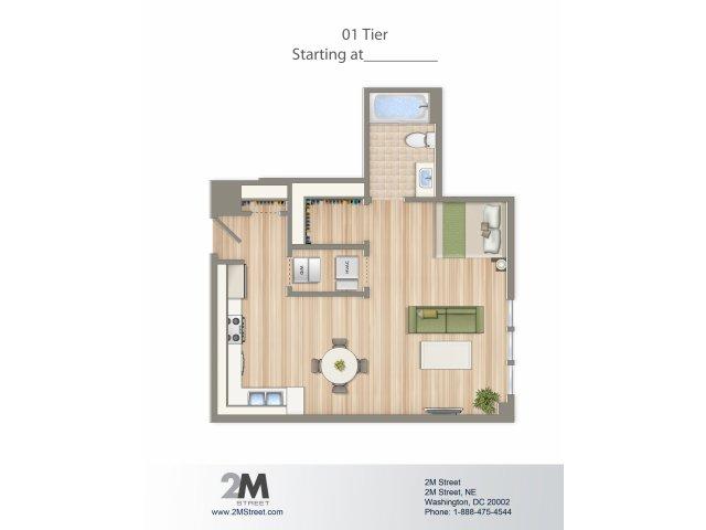 2M STREET REDEV LLC