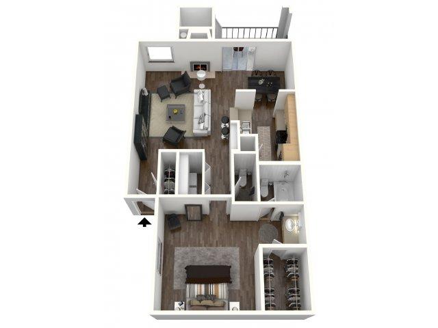 Centre Oaks Apartments