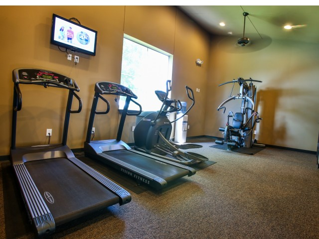 Image of 24-Hour Fitness Center for Stonelake Apartment Homes