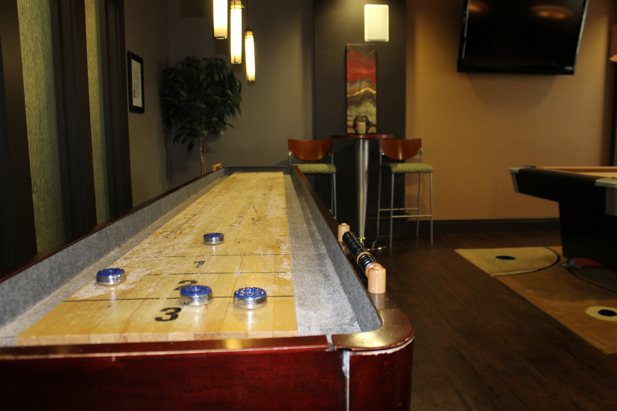 Aura at Towne Place Shuffleboard