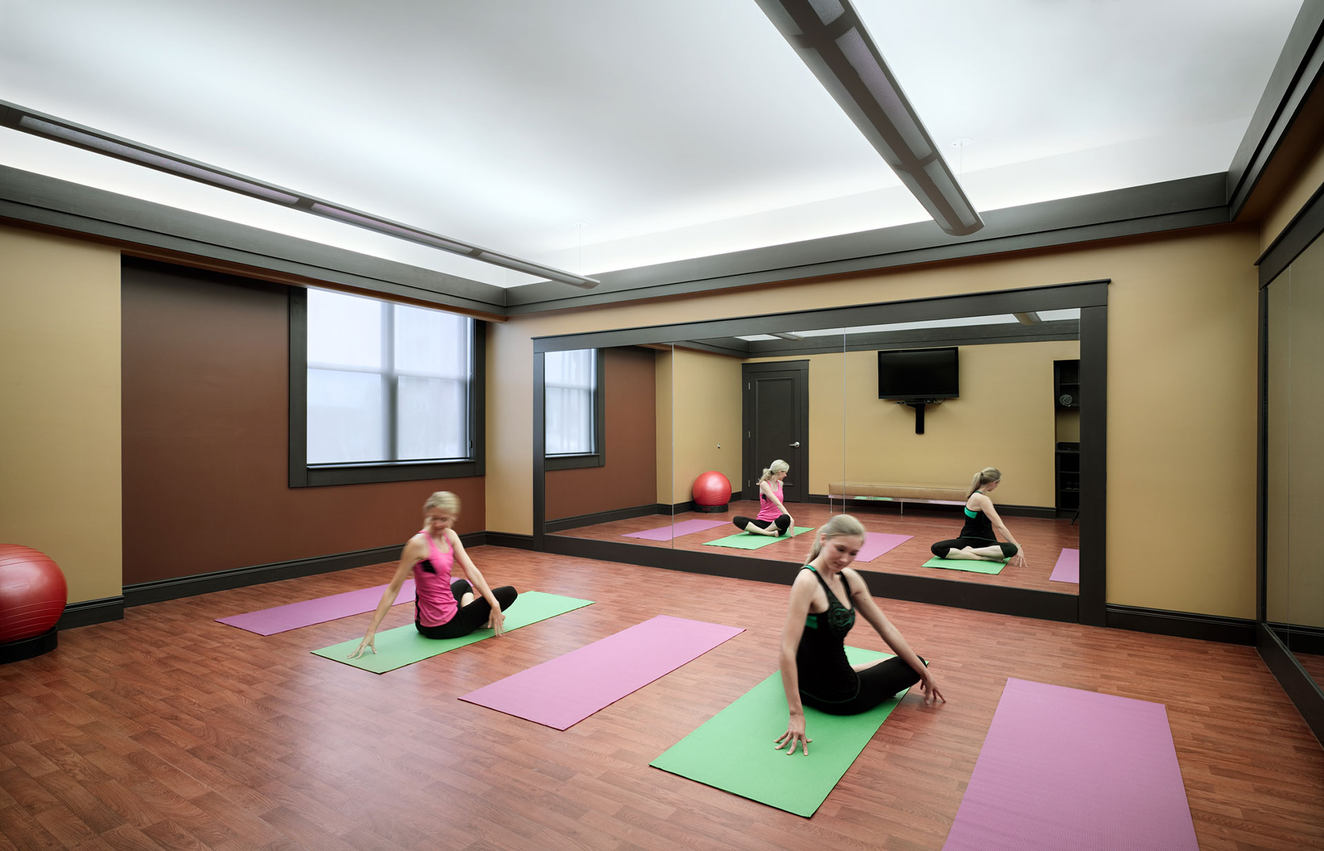 Aura at Towne Place Yoga Studio