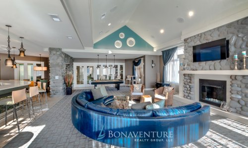 Promenade Pointe Apartments- Pool
