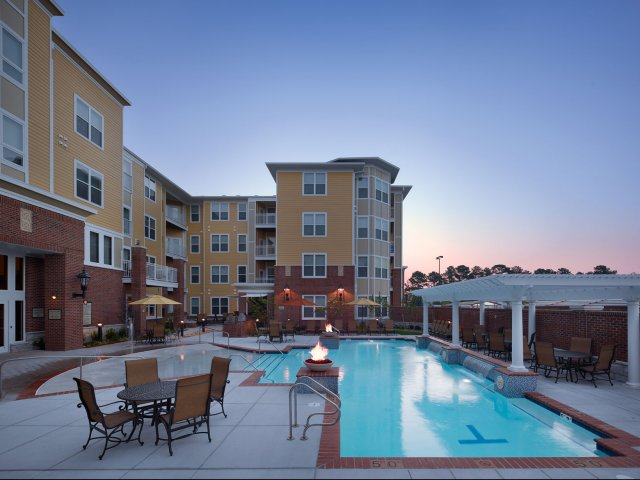 Image of Pool View for Aura at Towne Place