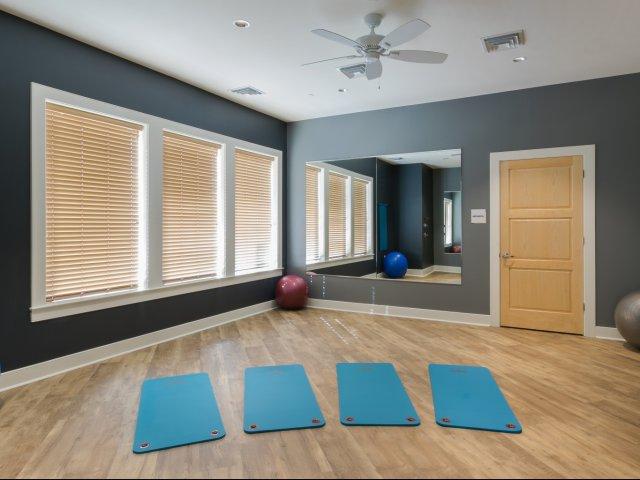 Group Fitness Center