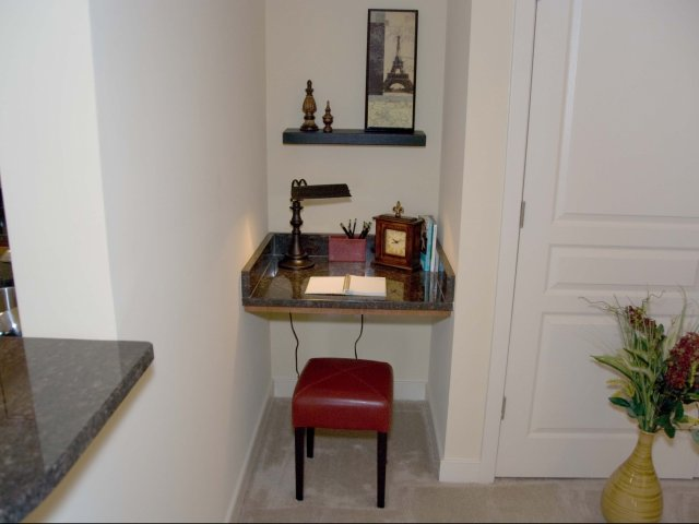 Image of Computer desk for The Cascades