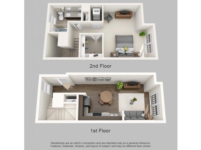 Floor Plan 10   Infinity at Centerville Crossing