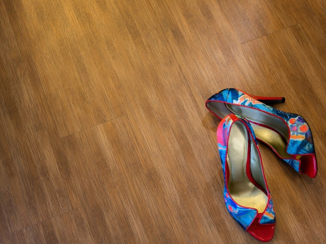 Plank Wood Flooring | Pinnacle Apartments