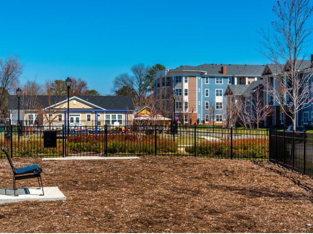 Image of Fenced Dog Park for Pinnacle Apartments