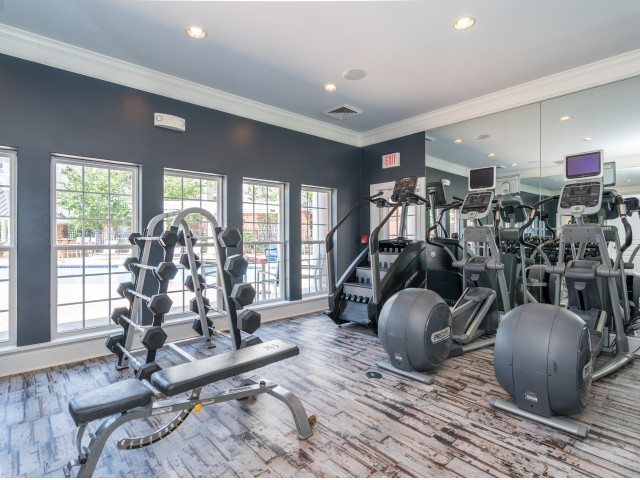 Image of 24 Hour Fitness Center for Meridian Parkside