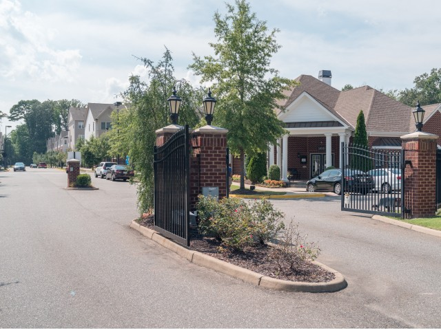Image of Gated Community for Meridian Parkside