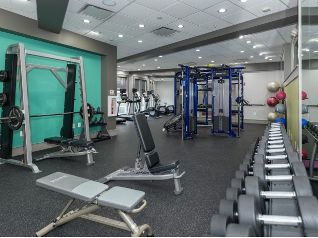 The Encore- Fitness Center