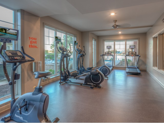 Image of State of the Art Fitness Center for CovePointe at The Landings