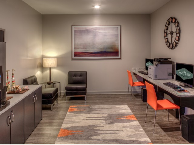 Image of Business Center for CovePointe at the Landings